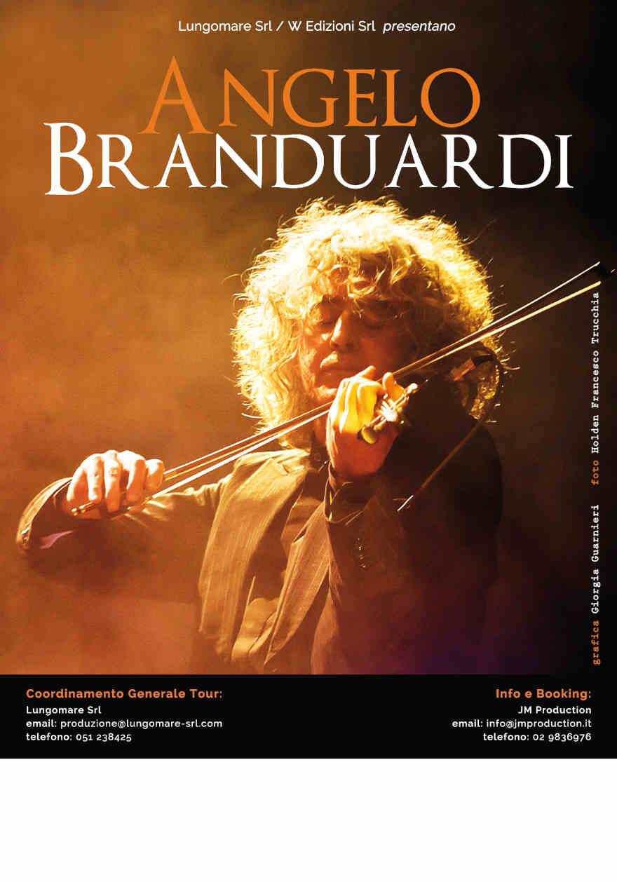 manifesto ufficiale Branduardi hits Tour 2018-001